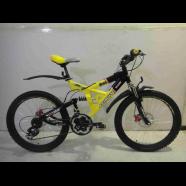Azimut SHOCK G-FR-D/24*17* |Велосипед спортивный