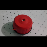 Катушка с леской триммерная полуавтомат Н-07 (М10х1,25)