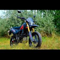 SkyBike Dragon 200 (Blade)  | Мотоцикл Super Moto