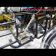 Прицеп для мопеда мотоцикла ZS125-A/ZS150-J