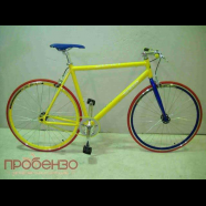 Azimut 28 Fixed Gear bike|Велосипед дорожный