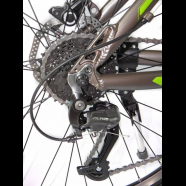 Crosser Cross 26*/17,5* гидравлика|Велосипед , горный, спорт