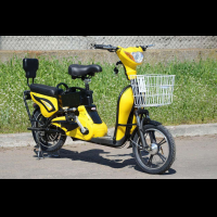 Электровелосипед SkyBike  LEF ( 350W-48V)