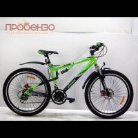 Azimut ULTIMATE G-FR-D/26 |Велосипед спортивный