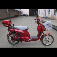 Электровелосипед AZIMUT FLH001