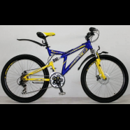 Azimut DINAMIC 26/G F/R D |Велосипед спортивный