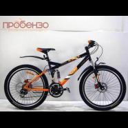 Azimut RACE G-FR-D/24 |Велосипед спортивный