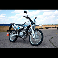 SkyBike LIGER 250 | Мотоцикл эндуро